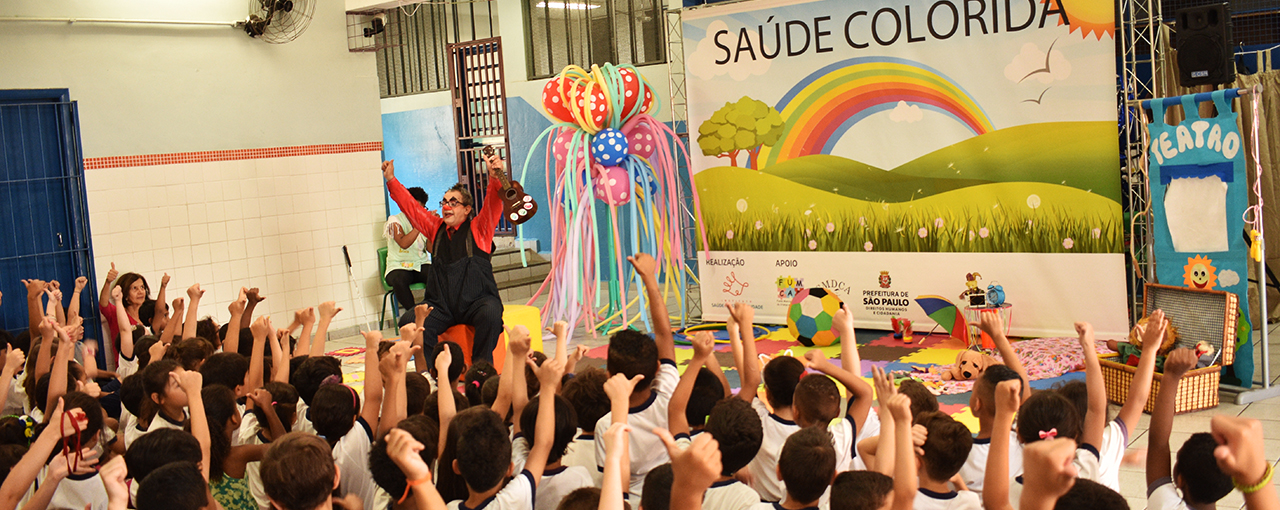 Projeto promoveu educação sustentável para a saúde em escolas públicas de São Paulo