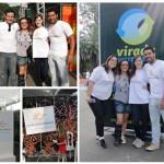 André Palhano e equipe do Saúde e Sustentabilidade