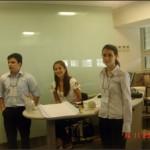 O trabalho foi realizado em 3 etapas:dois workshops na FGV, que contaram com 25 participantes, e 12 entrevistas em profundidade .