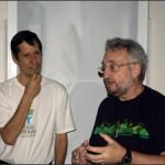 Dr. Eduardo Jorge e Dr. Paulo Saldiva