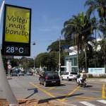 Relógios de rua voltam a funcionar em São Paulo