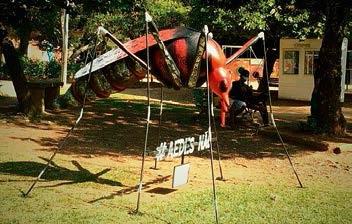 Parque Santo Dias –artista Ju Violeta.