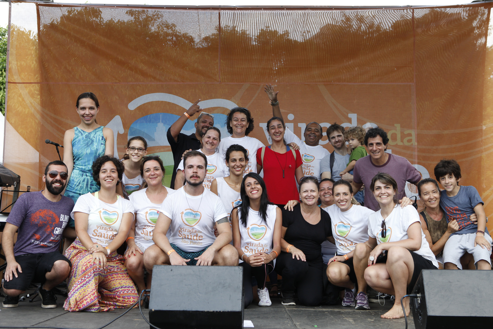 Equipe da Virada da Saúde - Instituto Saúde e Sustentabilidade