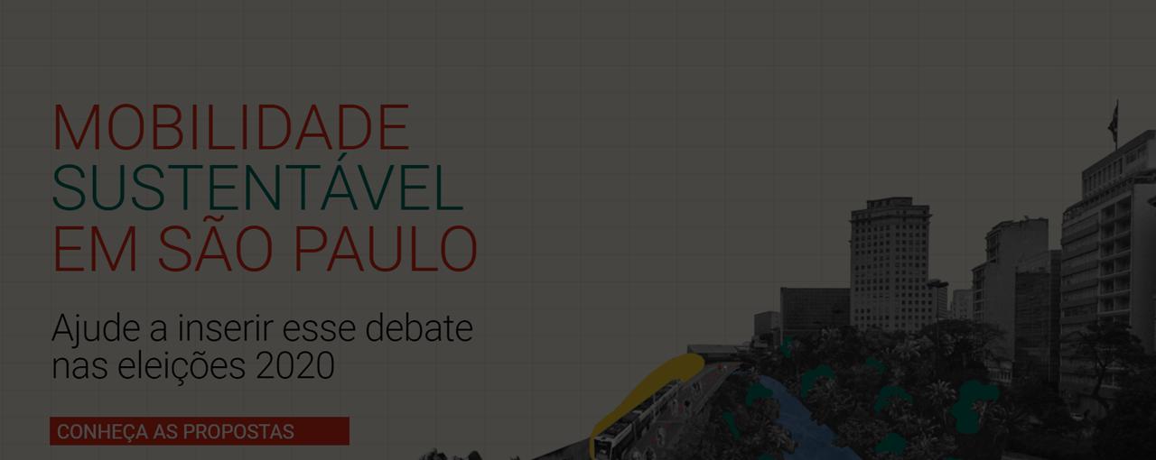 Mobilidade Sustentável em São Paulo