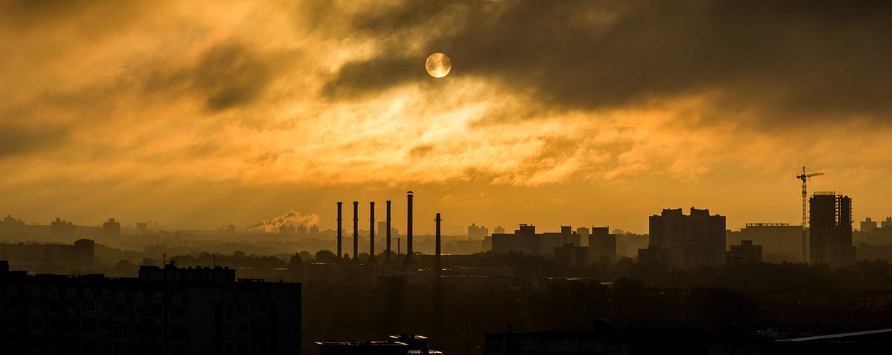 O ar que você respira pode agravar a pandemia