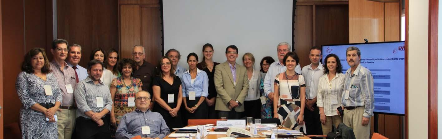 Participantes do Diálogo Deliberativo realizado pelo Instituto Saúde e Sustentabilidade