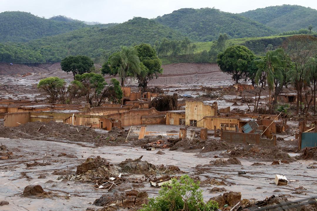 Artigo científico aborda a saúde da população de Barra Longa afetada pelo desastre de Mariana